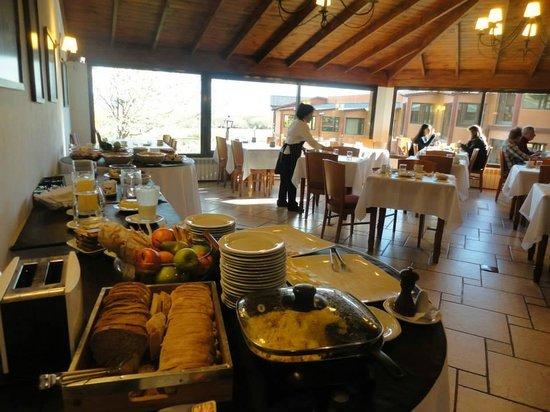 Hotel Sierra Nevada: desayuno