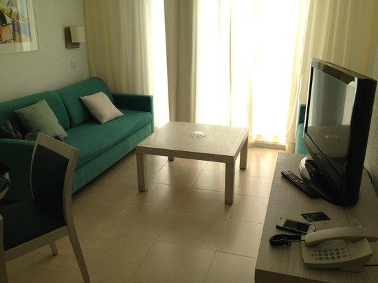 Protur Safari Park Aparthotel : lounge area