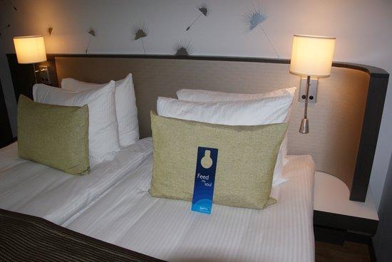 Radisson Blu Hotel Uppsala: Room interior