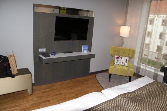 Radisson Blu Hotel Uppsala: Interior