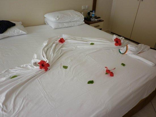 Batihan Beach Resort & Spa: maids were good