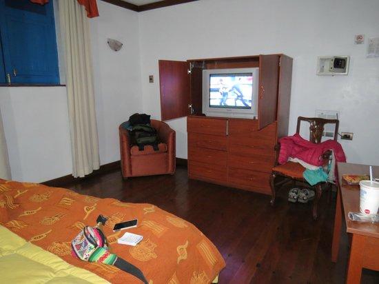 Royal Inka I : Habitación