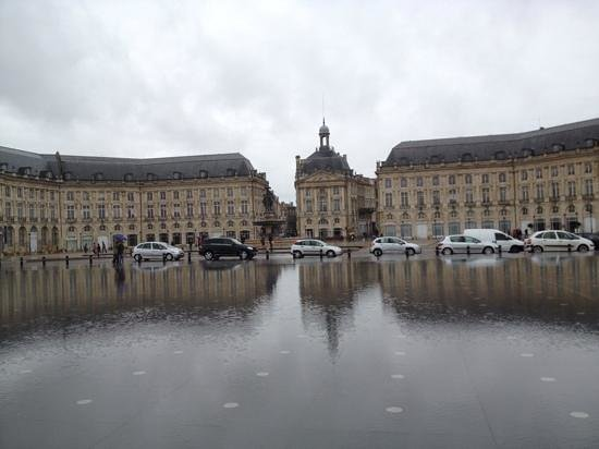 Quality Hotel Bordeaux Centre: bordeaux place de la bourse