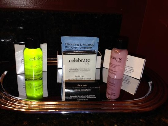 Bear Creek Mountain Resort: Toiletries