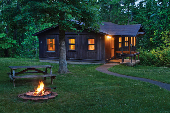 Shawnee Lodge and Conference Center: Cottage