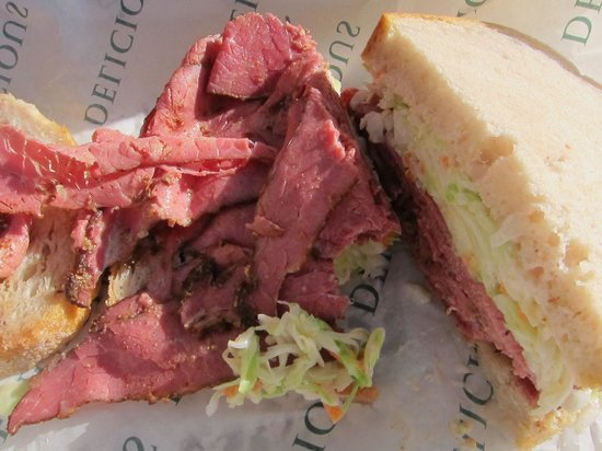 Rein's New York Style Deli / Restaurant : How lean is that?