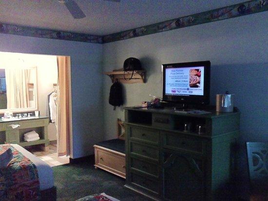 Disney's Caribbean Beach Resort: Room