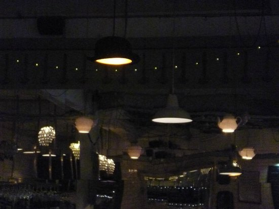 Interesting Lighting Including Bowler Hats Picture Of Made