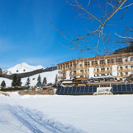 Hotel Gitschberg: Gitschberg im Winter