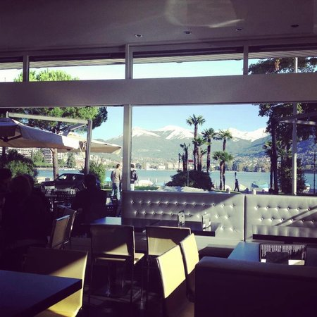 Bar Golfo: Inside