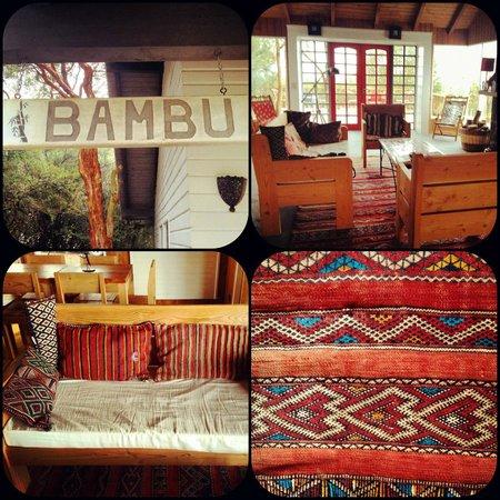 Hotel BambuLodge: Collage de Bambu Lodge