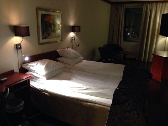 First Hotel Atlantica: Bedroom