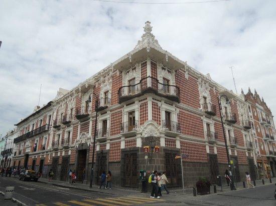Casa del Alfenique