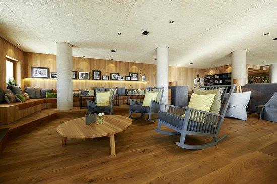 Hotel Gitschberg: Lounge