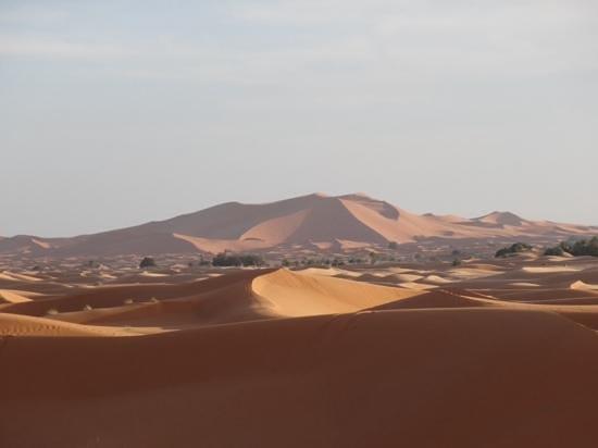 Hotel Kasbah Mohayut: Dunes