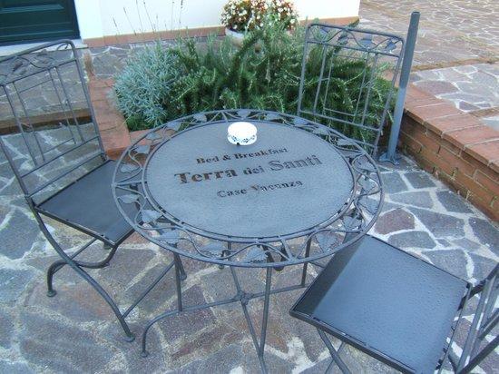 Terra Dei Santi Country House : Excellent