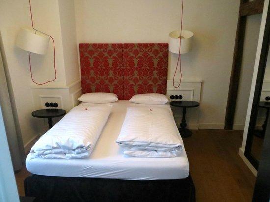 Schwarzwälder Hof Hotel: Our room