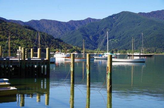Anakiwa 401: Anakiwa jetty