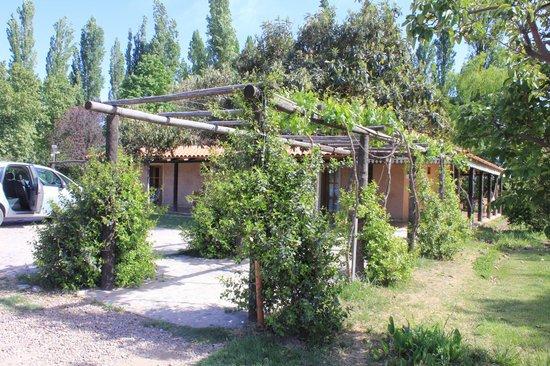 Posada Cavieres Wine Farm : Posada Cavieres