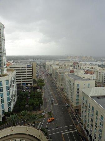 Miami Marriott Dadeland: Aussicht nach Norden