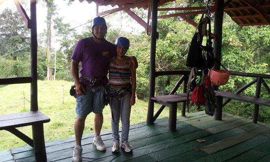 TOUR TIROLINAS - Picture of Blue River Resort & Hot Springs