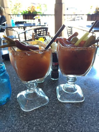 Brick & Spoon: BIG SPOON BLOODY MARY