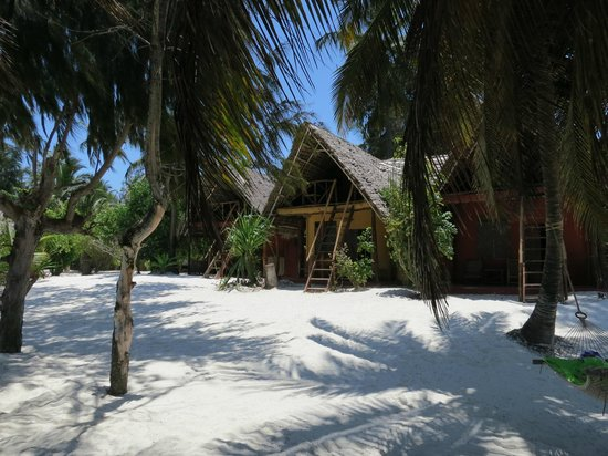 Evergreen Bungalows: Bungalows am Strand
