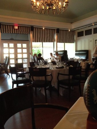 Shula's Steak House: Dining Room