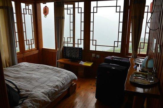 Long Ji One Hotel : Great view