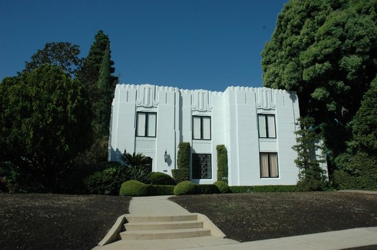 Art Deco Tours Los Angeles