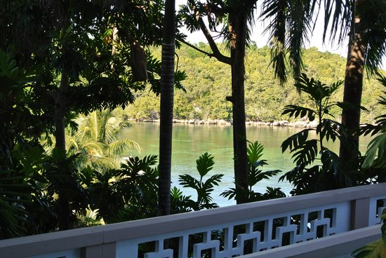 Couples Sans Souci: View from balcony