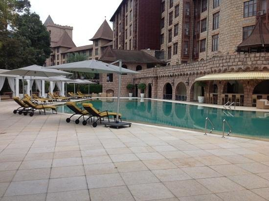 The Chateau Spa & Organic Wellness Resort: Certainly a Palace