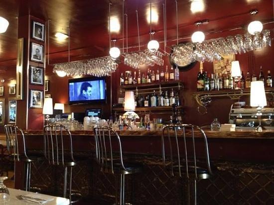 menu - Picture of Les Tontons Flingueurs Brasserie, Montreal ...
