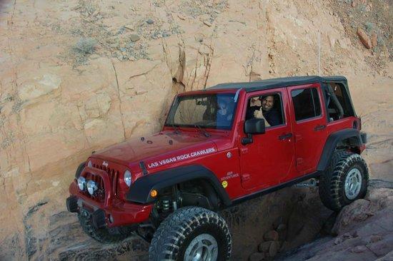 Las Vegas Rock Crawlers: So HAPPY!
