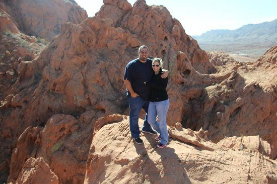 Las Vegas Rock Crawlers: Amazing stop to view these beautiful Canyons!!!!