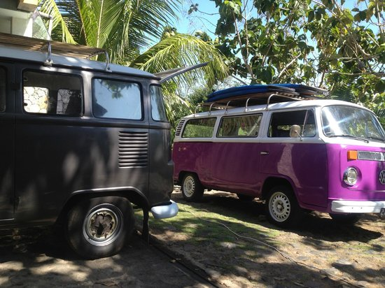 Rapture Surfcamp Bali : Mit style an die Surf Spots