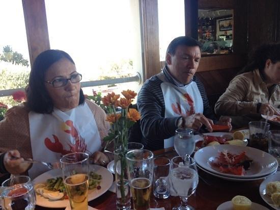 Seafood Peddler : vista