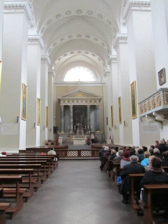 De barokke st casimir kapel bild von kathedrale st stanislaus vilnius tripadvisor - Dining barokke ...