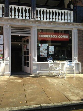 Cinderbox Coffee