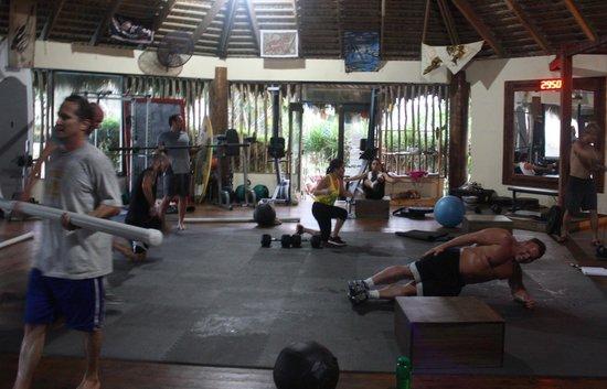 Zendo Fitness Cabarete: Crossfit with Zach