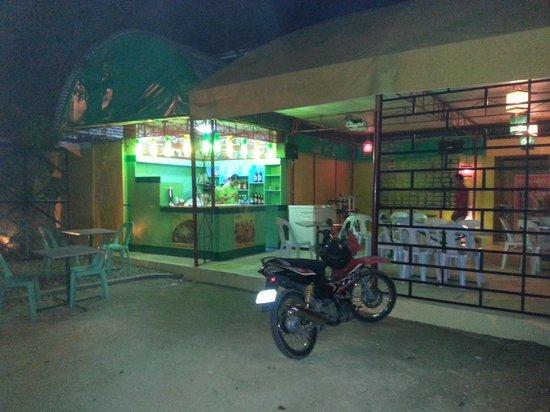 Hotline Cafe: The restaurant