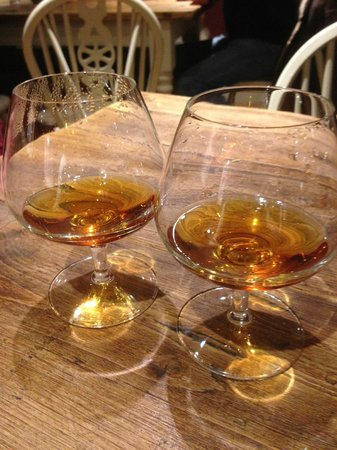 Remy Martin at the Mill House Hotel