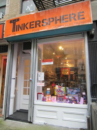 Tinkersphere