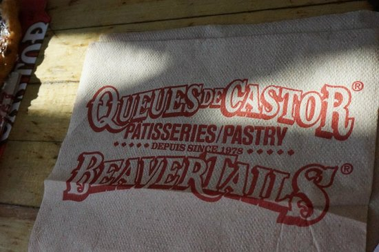 Beaver Tails Pastries Photo