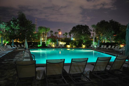 Doubletree by Hilton Orlando at SeaWorld: Relaxing pool