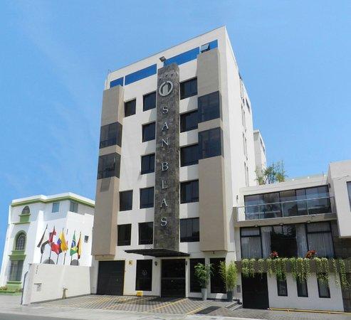 Photo of Hotel San Blas Lima