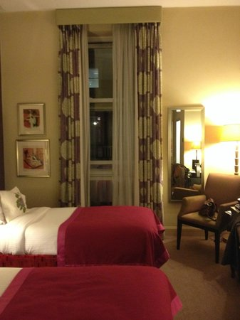 The Mandeville Hotel: Twin Superior Room