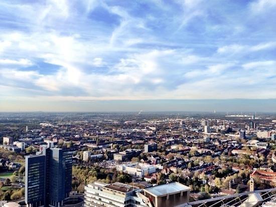 Florianturm: Great view