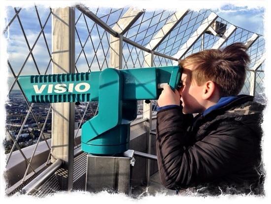 Florianturm: Viewers
