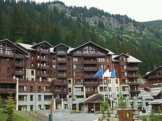 Apartamentos Pierre & Vacances Premium Les Terrasses d'Eos: la résidence
